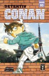 Detektiv Conan; [Band 1] - Bd.93
