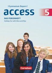 Access, Gymnasium Bayern: 5. Jahrgangsstufe, Das Ferienheft