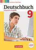 Deutschbuch, Erweiterte Ausgabe Nordrhein-Westfalen: 9. Schuljahr, Schülerbuch