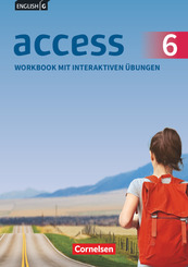 English G Access - Allgemeine Ausgabe: 10. Schuljahr, Workbook mit interaktiven Übungen auf scook.de; 6