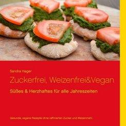 Zuckerfrei, weizenfrei & vegan