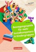 Bewegungsspiele für mehr Sozialkompetenz in Kindergruppen