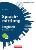 Sprachmittlung Englisch Klasse 9/10, m. Audio-CD