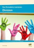 Das Einmaleins trainieren: Division