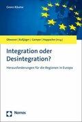 Integration oder Desintegration?