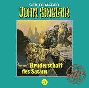 John Sinclair Tonstudio Braun - Folge 73, 1 Audio-CD