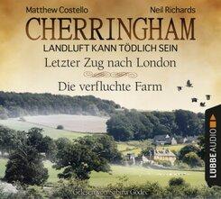 Cherringham - Folge 5 & 6, 6 Audio-CDs