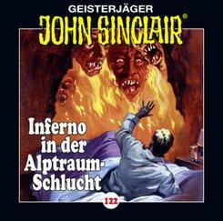 John Sinclair - Folge 122, 1 Audio-CD