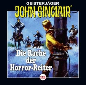 John Sinclair - Folge 124, 1 Audio-CD