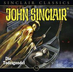 John Sinclair Classics - Folge 34, 1 Audio-CD
