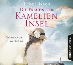 Die Frauen der Kamelien-Insel, 6 Audio-CDs