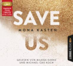 Save Us, 2 Audio- CD, MP3