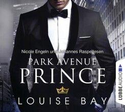 Park Avenue Prince, 4 Audio-CDs