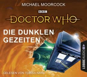 Doctor Who - Die dunklen Gezeiten, 4 Audio-CDs