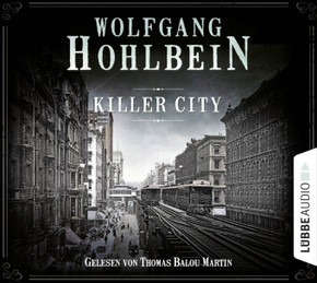 Killer City, 6 Audio-CDs