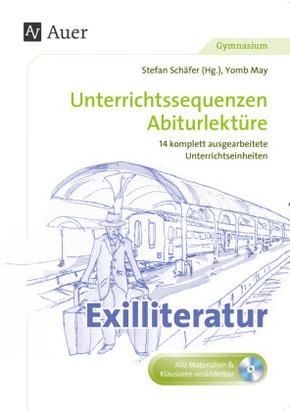 Exilliteratur, m. CD-ROM