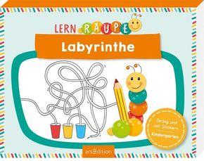 Lernraupe - Labyrinthe