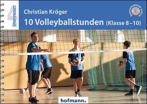 10 Volleyballstunden (Klasse 8-10)