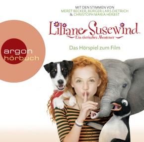 Liliane Susewind - Das Originalhörspiel zum Kinofilm, 1 MP3-CD