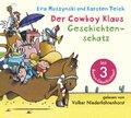 Der Cowboy Klaus Geschichtenschatz, 2 Audio-CDs