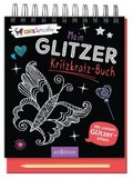 Mein Glitzer-Kritzkratz-Buch, m. Stift