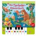 Mein Tierlieder-Klavierbuch, m. Klaviertastatur