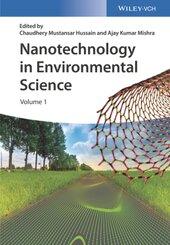Nanotechnology in Environmental Science, 2 Vols.