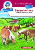 Benny Blu: Bauernhoftiere; Bd.301