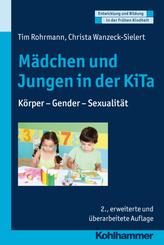 Mädchen und Jungen in der KiTa