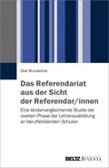 Das Referendariat aus der Sicht der Referendar/innen