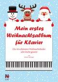 Mein erstes Weihnachtsalbum für Klavier