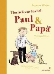 Tierisch was los bei Paul & Papa