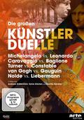 Die großen Künstlerduelle, 2 DVDs