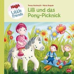 HABA Little Friends - Lilli und das Pony-Picknick
