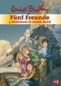Fünf Freunde - 3 Abenteuer in einem Band