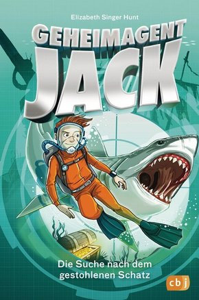 Geheimagent Jack - Die Suche nach dem gestohlenen Schatz