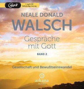 Gespräche mit Gott, 1 MP3-CD - Tl.2