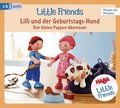 HABA Little Friends - Lilli und der Geburtstags-Hund, 1 Audio-CD