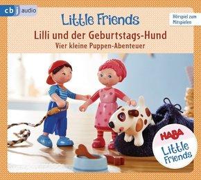 HABA Little Friends - Lilli und der Geburtstags-Hund, 1 Audio-CD