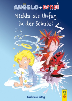Angelo + Bengi - Nichts als Unfug in der Schule!