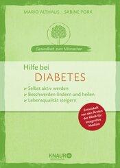 Hilfe bei Diabetes