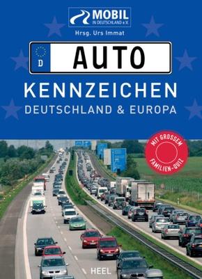 AvD: Auto-Kennzeichen