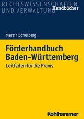 Förderhandbuch Baden-Württemberg