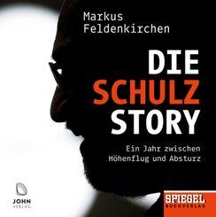 Die Schulz-Story, 1 Audio-CD, MP3 Format