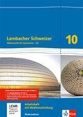Lambacher-Schweizer, Ausgabe Niedersachsen G9: 10. Schuljahr, Arbeitsheft mit CD-ROM