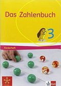 Das Zahlenbuch, Allgemeine Ausgabe 2017: 3. Schuljahr, Förderheft