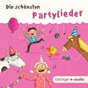 Die schönsten Partylieder, 1 Audio-CD
