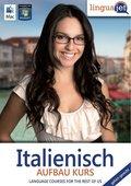 Italienisch gehirn-gerecht, Aufbau-Kurs, CD-ROM