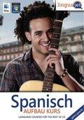 Spanisch gehirn-gerecht, Aufbau-Kurs, CD-ROM