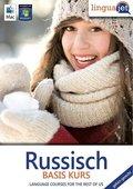 Russisch gehirn-gerecht, Basis-Kurs, CD-ROM